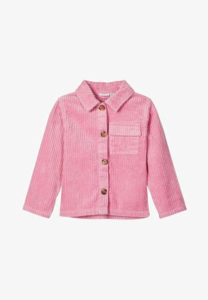 Summer jacket - wild rose