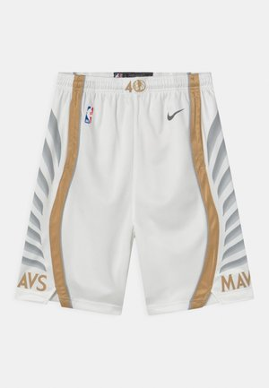 NBA CITY EDITION DALLAS MAVERICKS UNISEX - Club wear - white