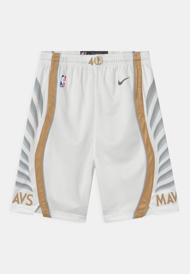 NBA CITY EDITION DALLAS MAVERICKS UNISEX - Pelipaita - white