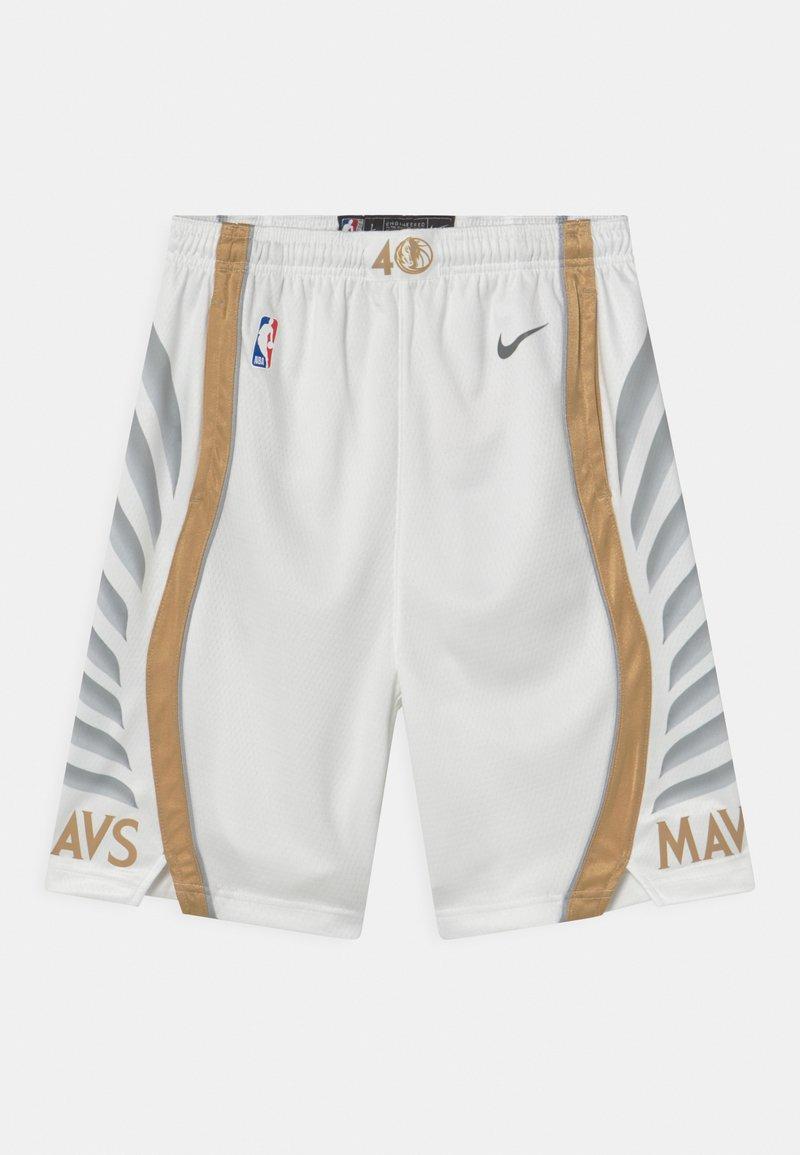 Nike Performance - NBA CITY EDITION DALLAS MAVERICKS UNISEX - Club wear - white