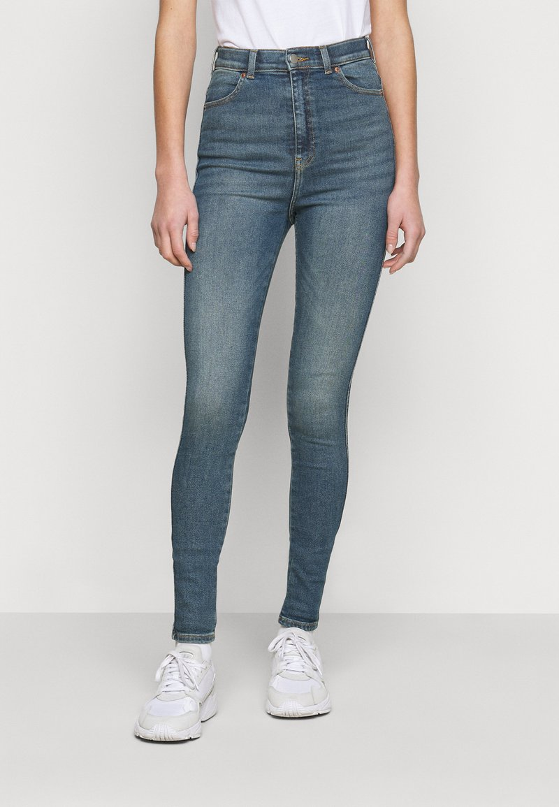 Dr.Denim Tall - MOXY - Jeans Skinny Fit - eastcoast blue