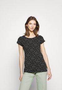 Ragwear - MINT ORGANIC - T-shirt imprimé - dark grey - 0