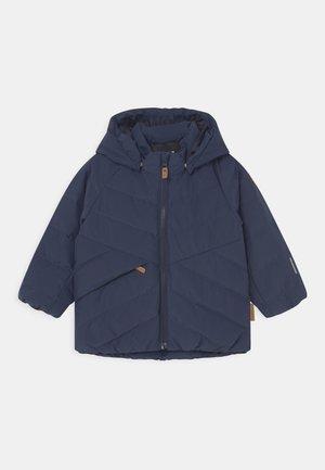 KUPPONEN UNISEX - Down jacket - navy