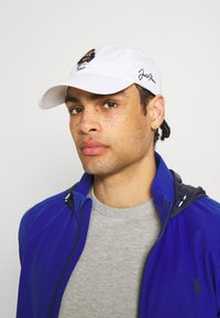 Polo Ralph Lauren Golf - BEAR HAT - Lippalakki - white - 0