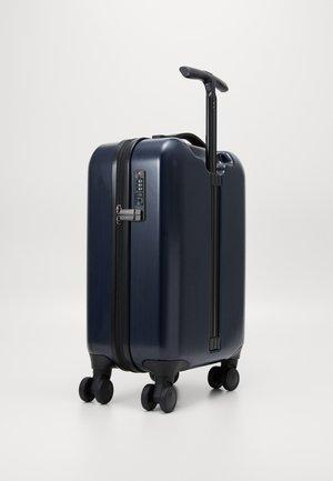 UNISEX - Valise à roulettes - blu navy navy blue