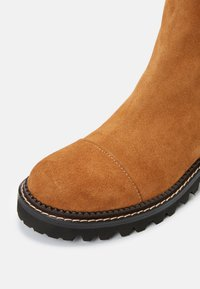 See by Chloé - MALLORY BOOTIE - Kotníkové boty - tan - 5
