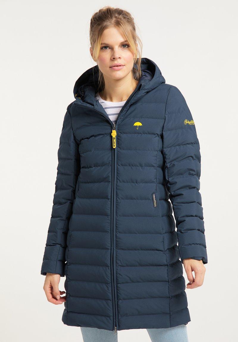 Schmuddelwedda - Winter coat - marine