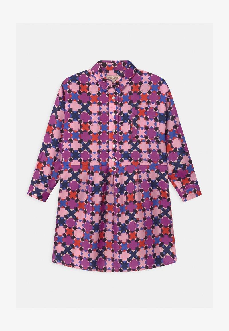 Emilio Pucci - Shirt dress - pink