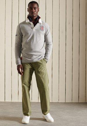 RUGBY - Polo shirt - grey marl