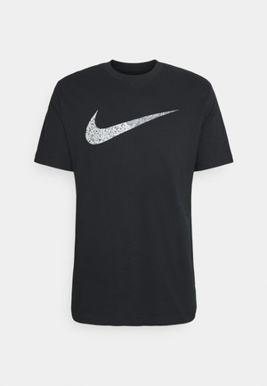 TEE BRANDRIFF - Camiseta estampada - black