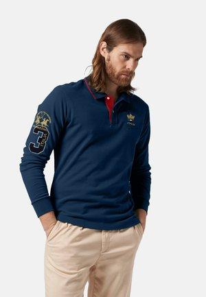 SOLUTORE - Poloshirt - dark blue