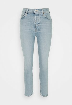 NICO - Jeansy Slim Fit - cliffside light indigo