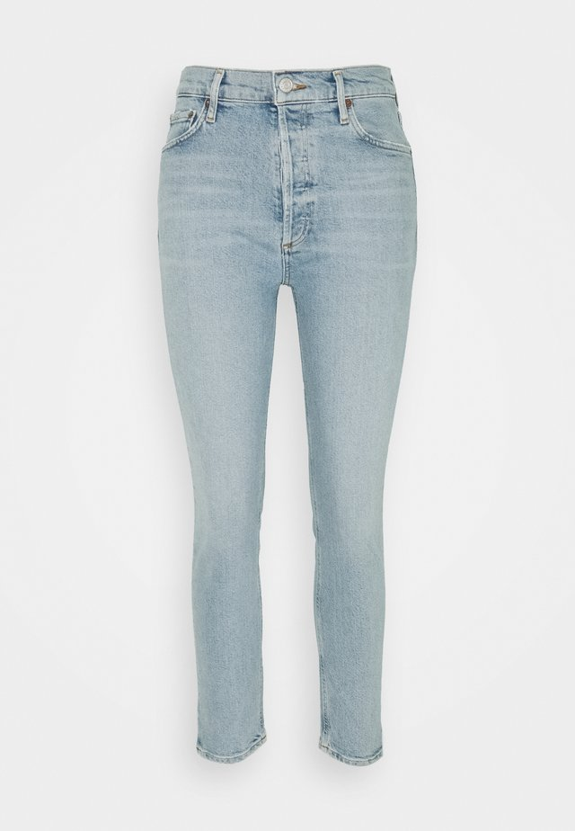 NICO - Slim fit jeans - cliffside light indigo