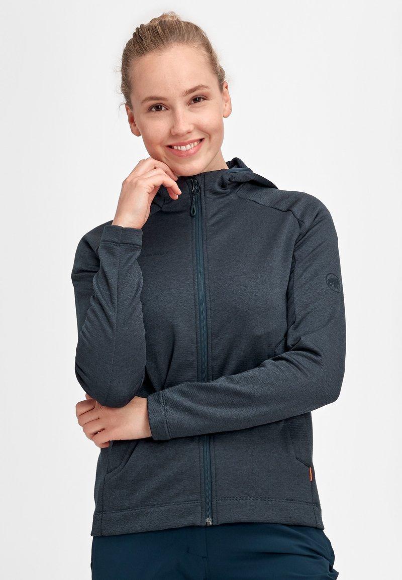 Mammut - NAIR  - Fleece jacket - marine melange