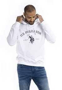 U.S. Polo Assn. - CARL - Luvtröja - white - 0