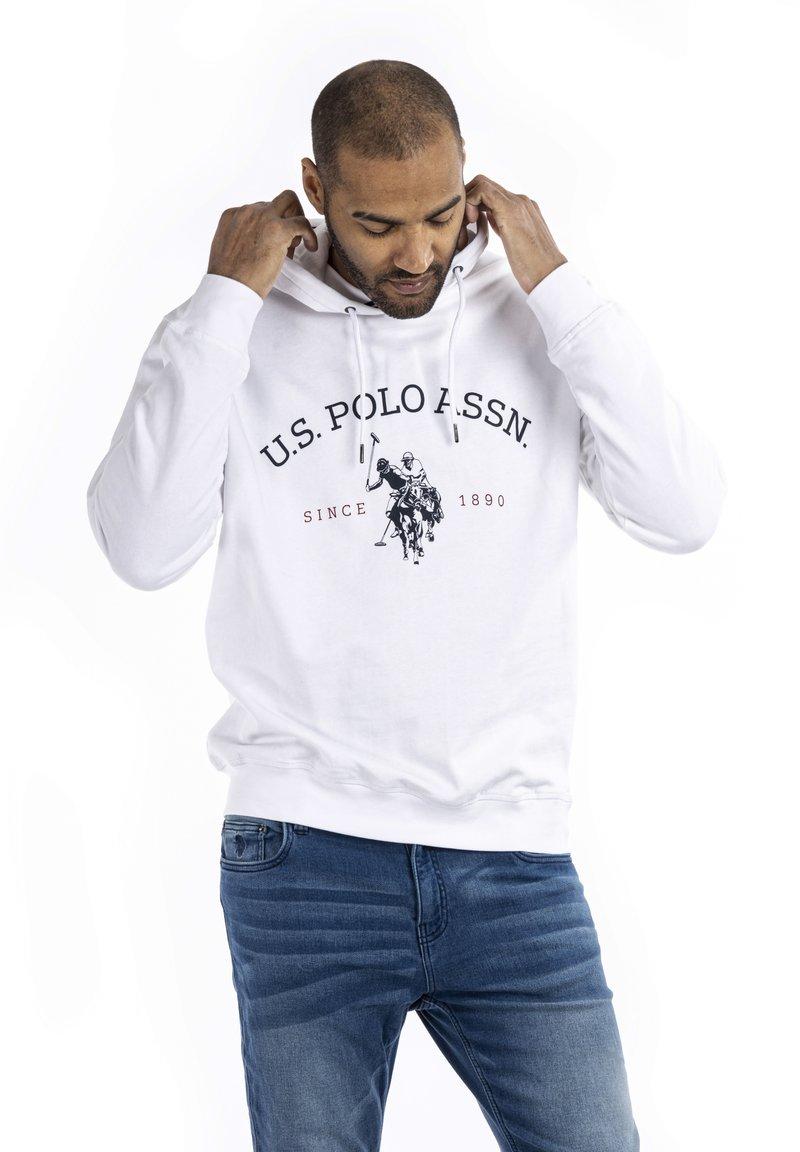 U.S. Polo Assn. - CARL - Luvtröja - white