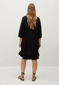 Violeta by Mango - YASMINA - Day dress - schwarz - 2
