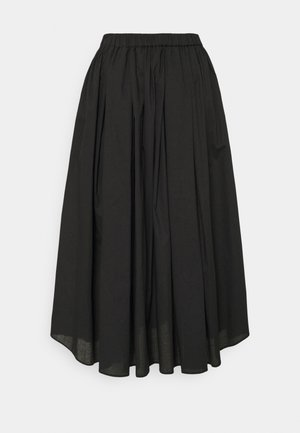 GAUVIN - A-line skirt - black