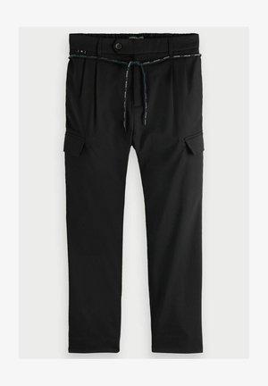 Cargo trousers - black rock