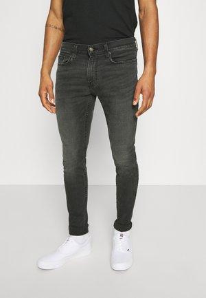 SUPER - Jeans Skinny Fit - washed black