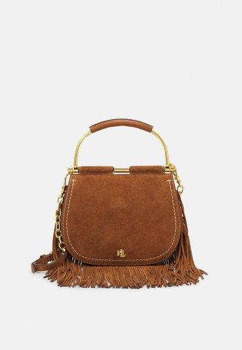 MASON SATCHEL MINI - Handbag - tan