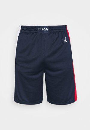 FRANCE SWINGMAN SHORT - Pantaloncini sportivi - college navy/white