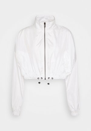 JACKET - Summer jacket - white