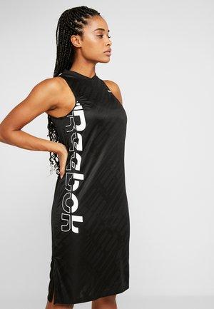 WOR DRESS - Jurken - black