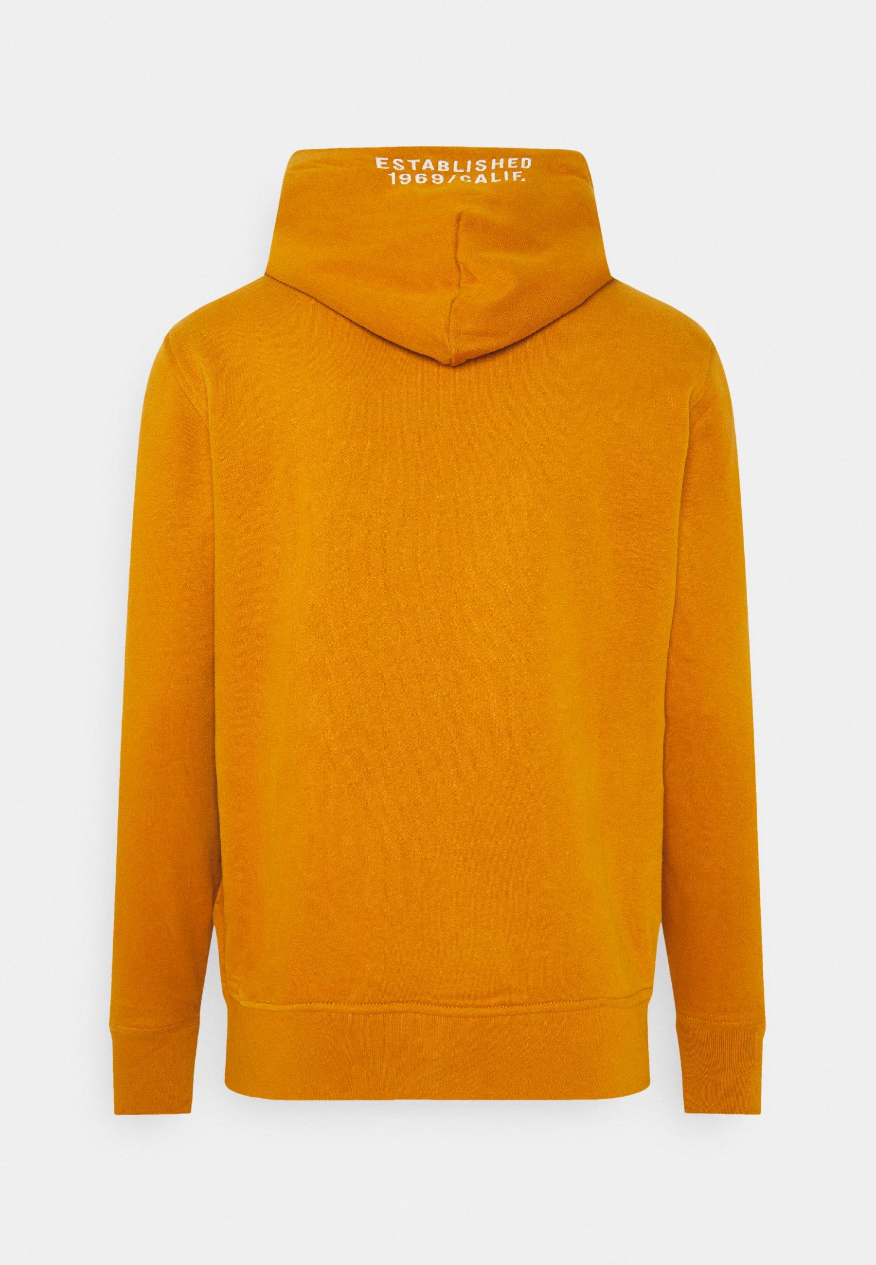 GAP Sweat à capuche - autumn orange