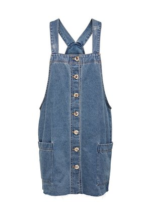 SPENZER - Denim dress - medium blue denim