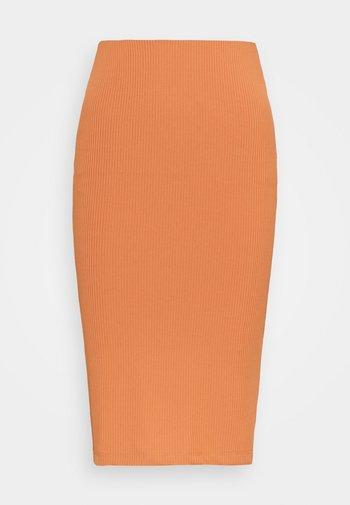 INARI - Pencil skirt - sunburn