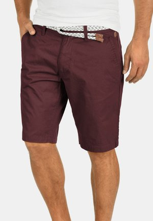 RAGNA - Shorts - wine red