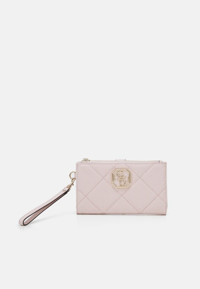 DILLA ZIP ORGANIZER - Wallet - blush
