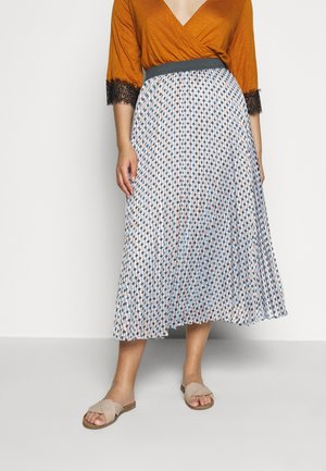 CAIRO - A-line skirt - turquoise