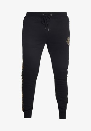HELIX - Tracksuit bottoms - black