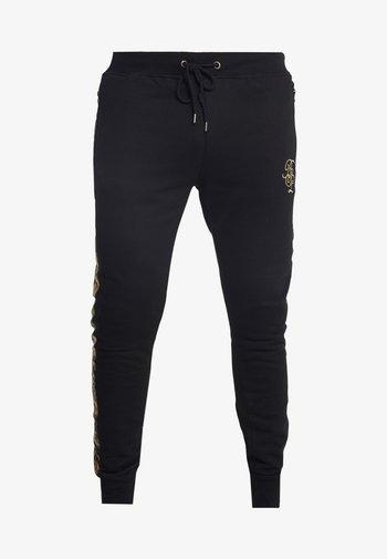 HELIX - Pantaloni sportivi - black
