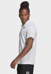 adidas Performance - FREELIFT TENNIS POLO SHIRT HEAT.RDY - Polo shirt - white - 2