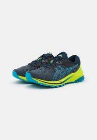 ASICS - GT-1000 10 - Stabilty running shoes - french blue/digital aqua - 1