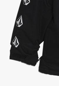 Volcom - RIPLEY INS JACKET - Snowboard jacket - black - 4