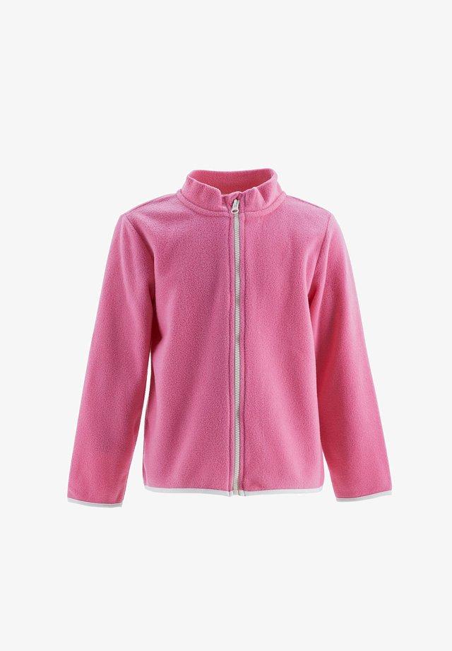 Fleecejacke - pink