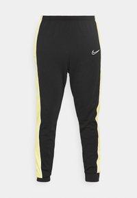 Nike Performance - ACADEMY PANT - Teplákové kalhoty - black/saturn gold/white - 3