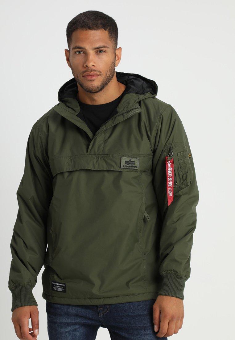 Alpha Industries - Light jacket - dark green