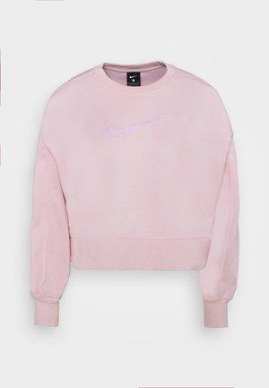 Sweatshirt - pink foam