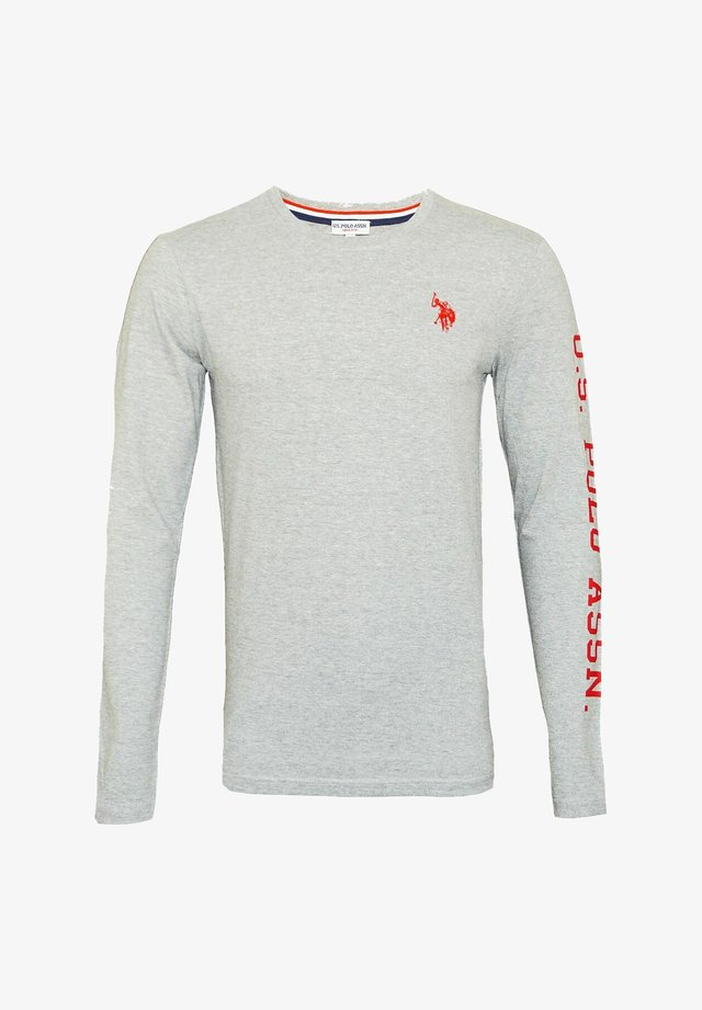 T-shirt à manches longues - grau
