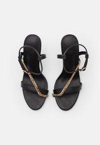 4th & Reckless - MAYA - Sandales à talons hauts - black - 5