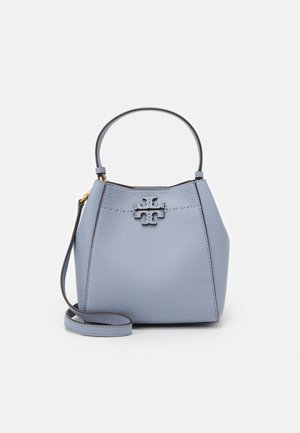 MCGRAW SMALL BUCKET BAG - Handtasche - cloud blue