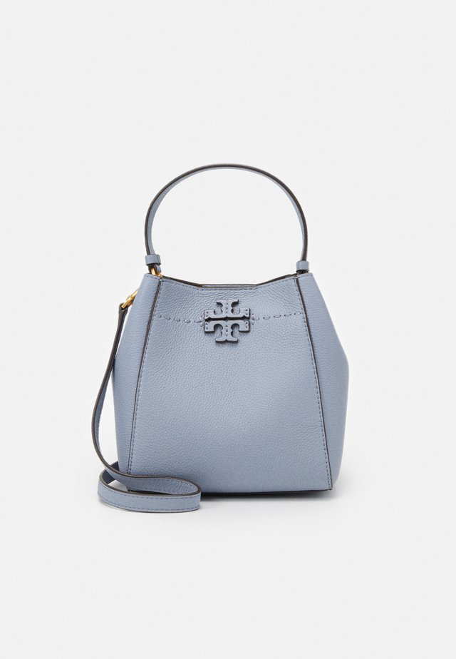 MCGRAW SMALL BUCKET BAG - Handbag - cloud blue