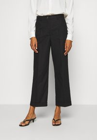 Marc O'Polo - SANDA - Trousers - black - 0
