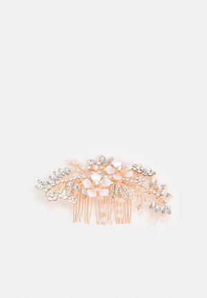 QARA - Hårstyling-accessories - clear/rose gold-coloured