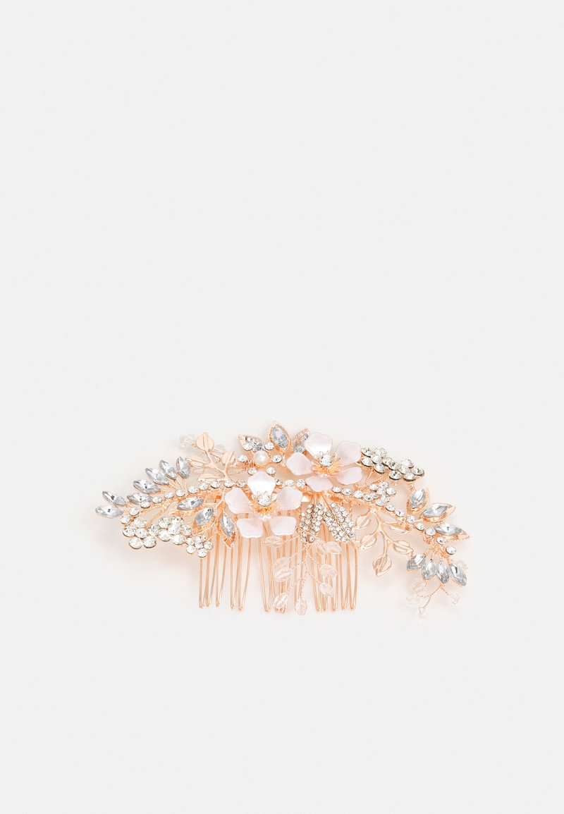 ALDO - QARA - Hair Styling Accessory - clear/rose gold-coloured